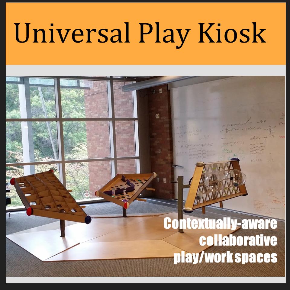 Universal Play Kiosk